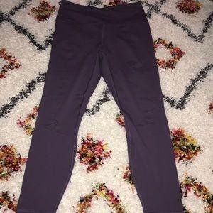 Lavender yoga leggings